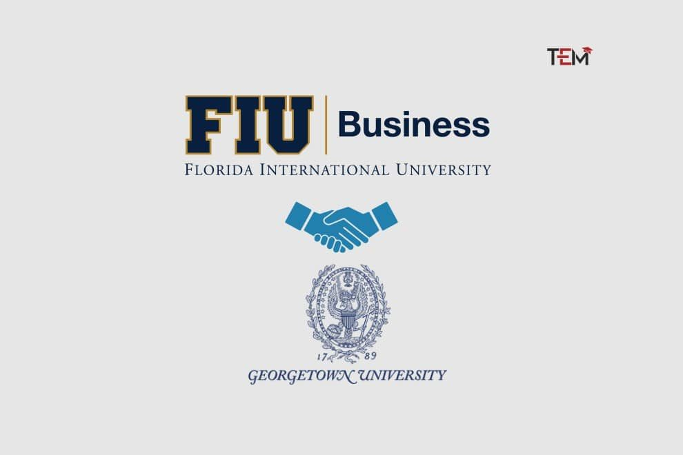 FIU College of Business partners with Georgetown University