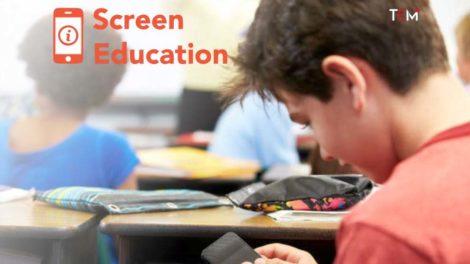 Screen Education teacher training