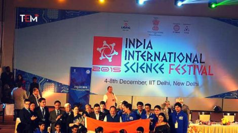 India International Science Festival