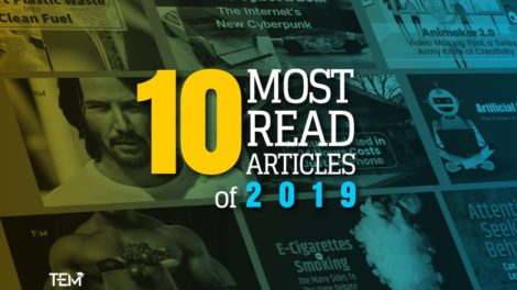 10 Most Read Articles of 2019