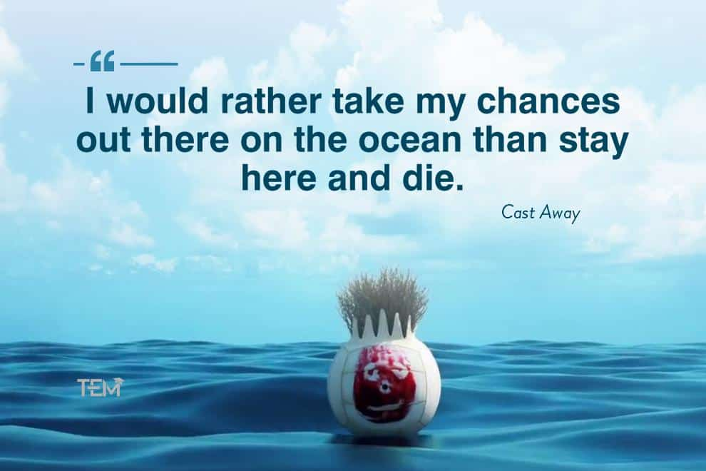 Tom Hanks Quotes Cast Away