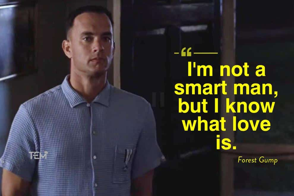 Tom Hanks Quotes Forest Gump