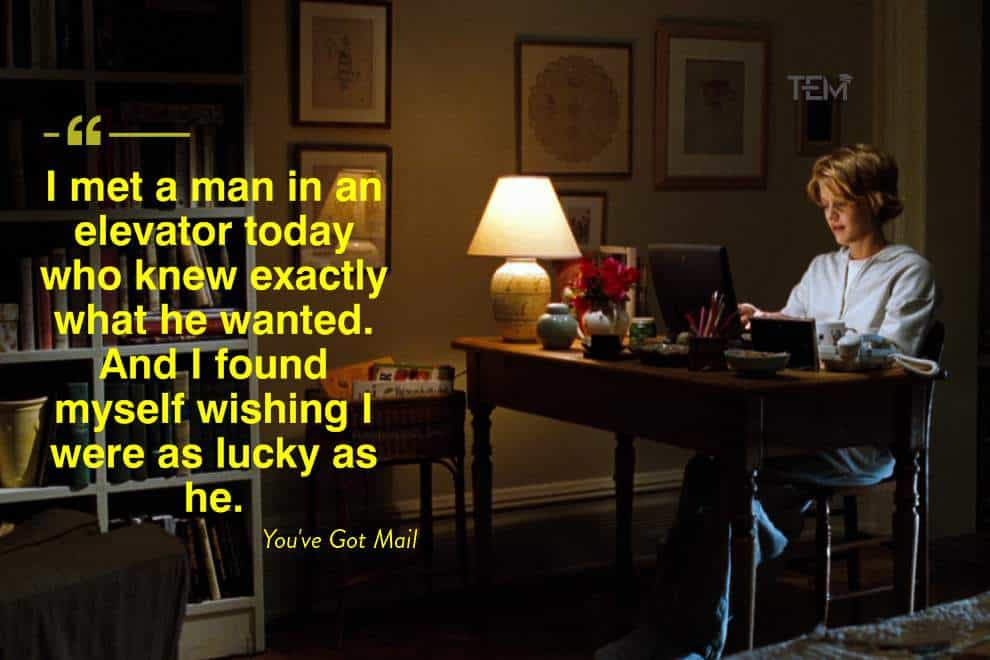 Tom Hanks Quotes You've Got Mail