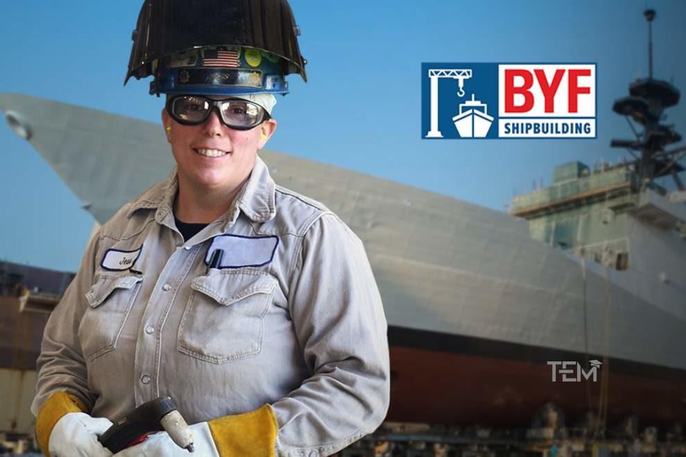 Build Your Future Shipbuilding